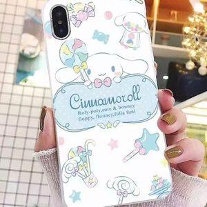 Sanrio Cinnamoroll Dog Phone Case for iPhone XR